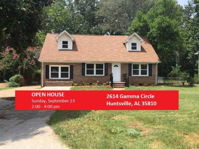 2614 Gamma Circle, Huntsville, AL 35810 (MLS #1099900) :: Legend Realty