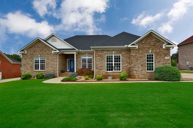 126 Spearpoint Lane, Meridianville, AL 35759 (MLS #1099959) :: Weiss Lake Realty & Appraisals