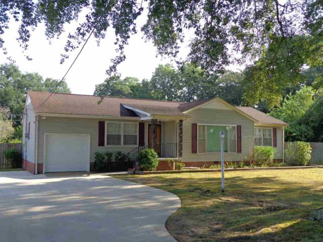 1816 SE Magnolia Street, Decatur, AL 35601 (MLS #1100147) :: Amanda Howard Sotheby's International Realty