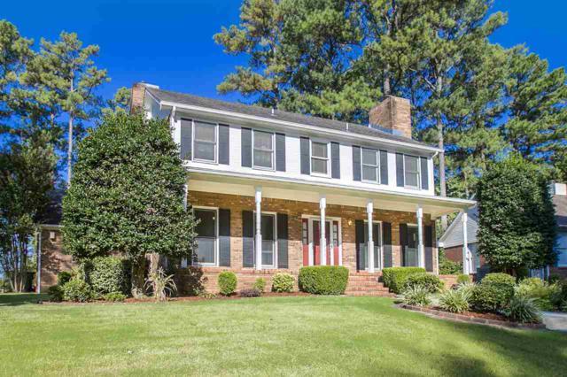 1900 Shellbrook Drive, Huntsville, AL 35806 (MLS #1100216) :: Amanda Howard Sotheby's International Realty
