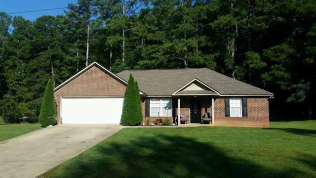 121 Bowman Drive, Leesburg, AL 35983 (MLS #1100275) :: Weiss Lake Realty & Appraisals