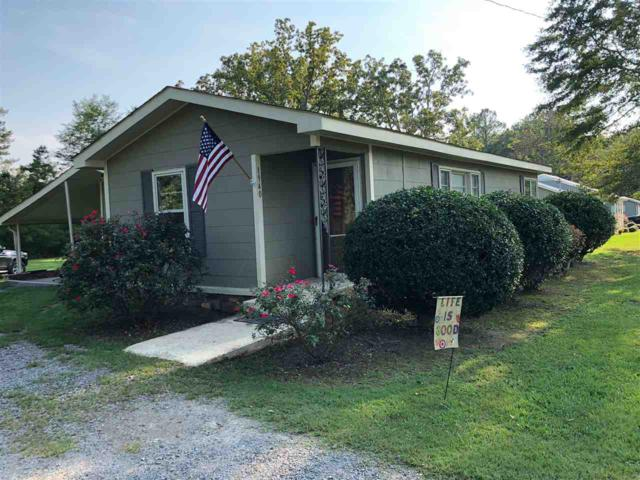 1940 Alexis Road, Centre, AL 35960 (MLS #1100534) :: Weiss Lake Realty & Appraisals