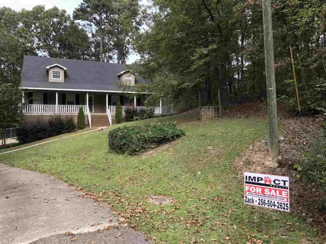 4122 Wood Cove Point, Southside, AL 35907 (MLS #1100965) :: Capstone Realty