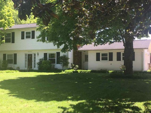 2401 Greenwood Drive, Decatur, AL 35601 (MLS #1101487) :: RE/MAX Alliance