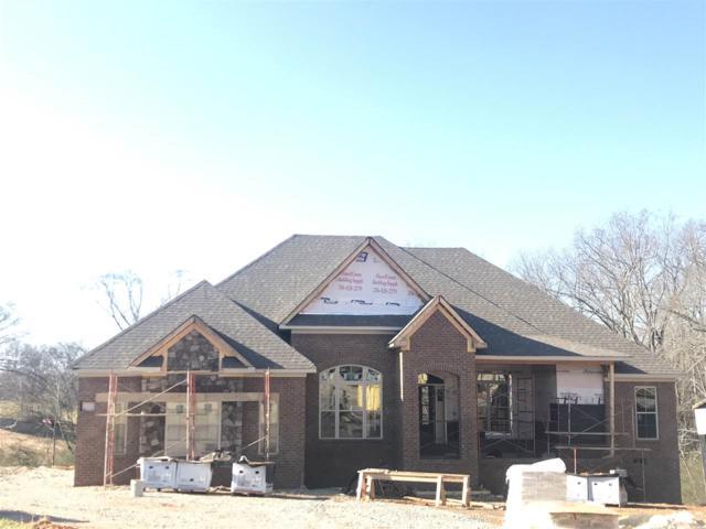 121 Moore Springs Circle, Huntsville, AL 35811 (MLS #1102130) :: Legend Realty