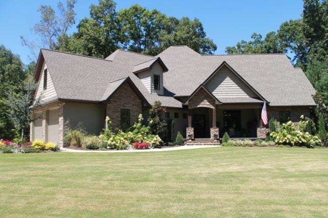 801 NW Lakewood Drive, Fort Payne, AL 35967 (MLS #1102251) :: RE/MAX Distinctive | Lowrey Team