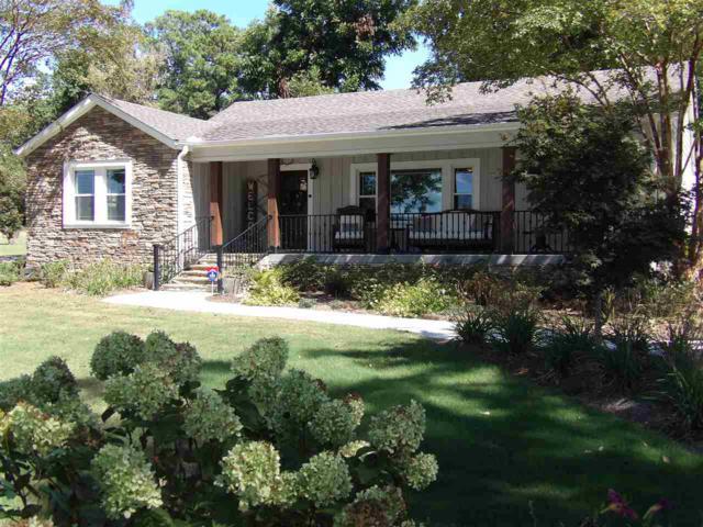 1209 Sunset Drive, Guntersville, AL 35976 (MLS #1103272) :: RE/MAX Distinctive | Lowrey Team