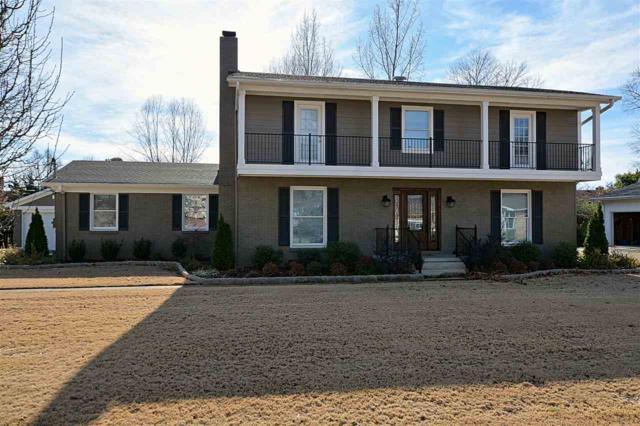 1006 Tascosa Drive, Huntsville, AL 35802 (MLS #1103639) :: Amanda Howard Sotheby's International Realty