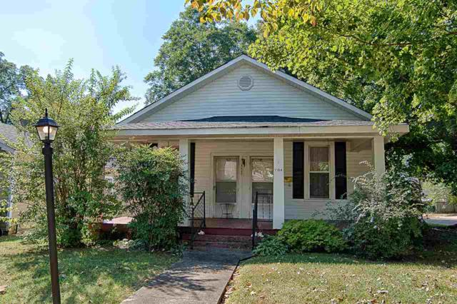 1104 Ward Avenue, Huntsville, AL 35801 (MLS #1103950) :: The Pugh Group RE/MAX Alliance