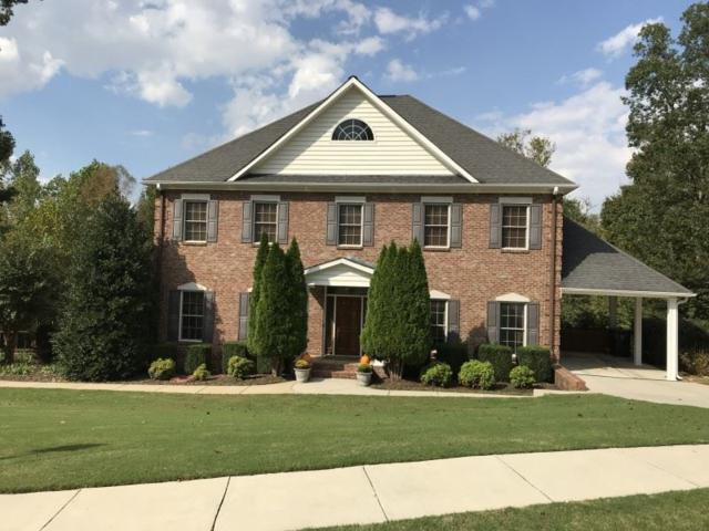 134 Pavilion Drive, Meridianville, AL 35759 (MLS #1104433) :: RE/MAX Distinctive | Lowrey Team
