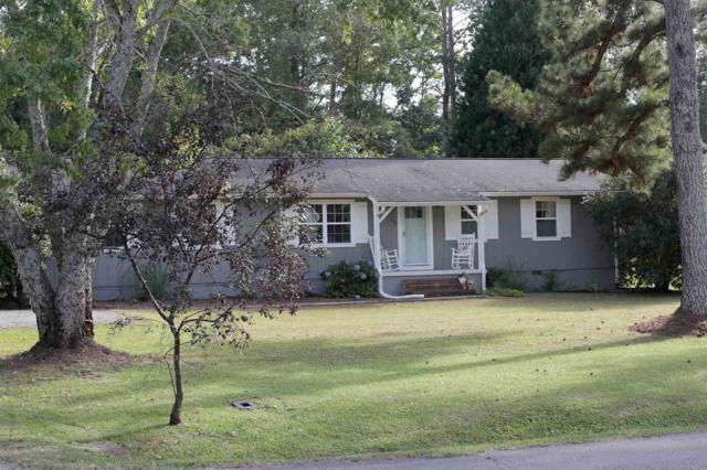 300 Embos Island Street, Leesburg, AL 35983 (MLS #1104912) :: Weiss Lake Realty & Appraisals