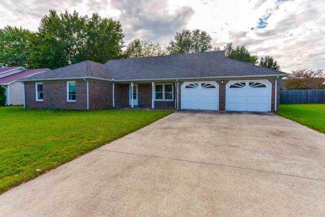 2709 Carrington Drive, Decatur, AL 35603 (MLS #1104918) :: Capstone Realty