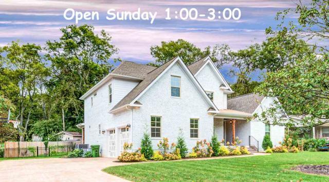 1305 Kennamer Drive, Huntsville, AL 35801 (MLS #1105027) :: Capstone Realty