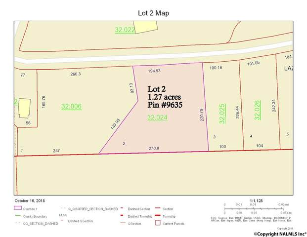 Lot 2 County Road 118, Centre, AL 35960 (MLS #1105201) :: RE/MAX Unlimited
