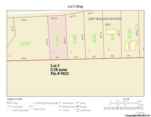 Lot 3 County Road 118, Centre, AL 35960 (MLS #1105216) :: MarMac Real Estate