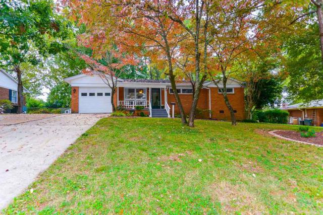 121 Drake Avenue, Huntsville, AL 35801 (MLS #1105904) :: Amanda Howard Sotheby's International Realty