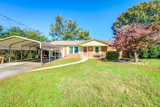 908 Spring Court, Decatur, AL 35603 (MLS #1105943) :: Capstone Realty