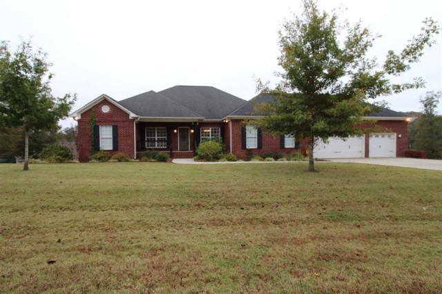 140 Buckskin Drive, Guntersville, AL 35976 (MLS #1106946) :: Capstone Realty