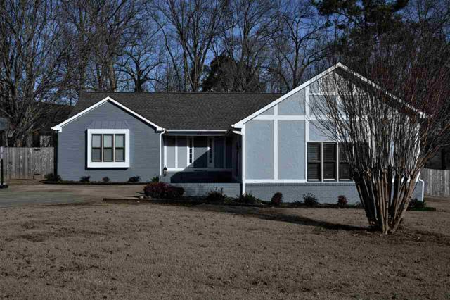 109 Chickasaw Trail, Madison, AL 35758 (MLS #1107500) :: Legend Realty