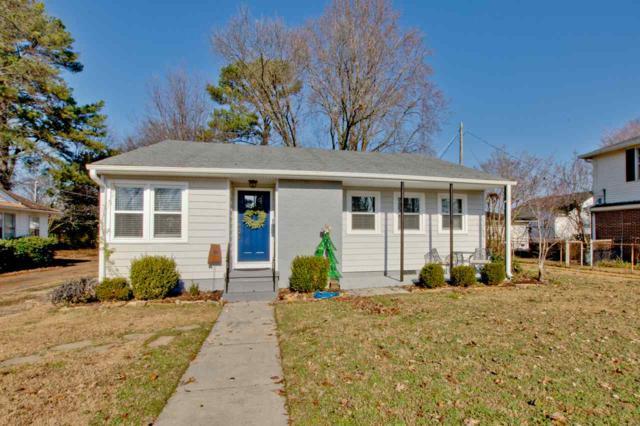 402 Marsheutz Avenue, Huntsville, AL 35801 (MLS #1108236) :: Capstone Realty