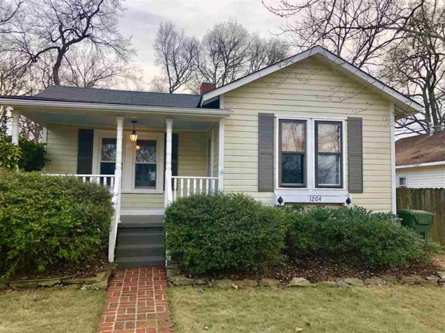 1204 Highland Avenue, Huntsville, AL 35801 (MLS #1108466) :: Capstone Realty