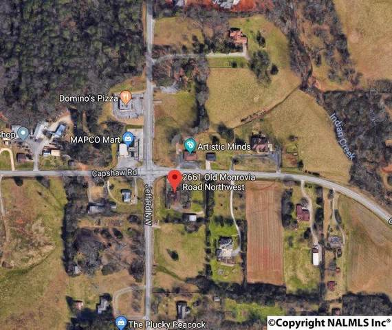 2661 Old Monrovia Road, Huntsville, AL 35806 (MLS #1109218) :: Green Real Estate