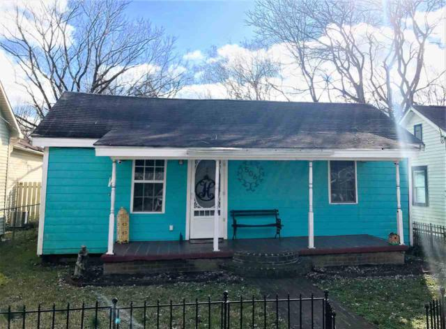 506 Oshaughnessy Avenue, Huntsville, AL 35801 (MLS #1109244) :: Legend Realty