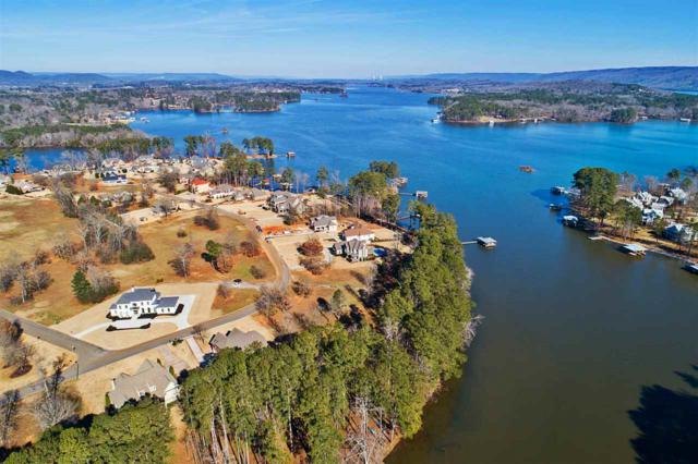 1056 Peninsula Drive, Scottsboro, AL 35769 (MLS #1109297) :: Legend Realty