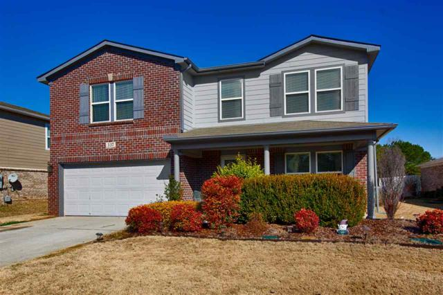 337 Jasmine Drive, Madison, AL 35757 (MLS #1109456) :: Capstone Realty