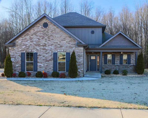 118 Khaki Ridge Drive, Hazel Green, AL 35750 (MLS #1109613) :: The Pugh Group RE/MAX Alliance
