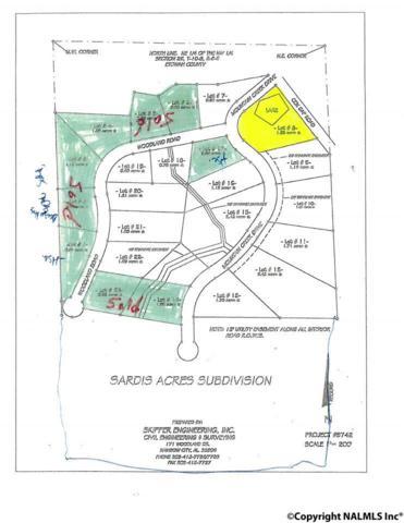 LOT 8 Mountain Creek Drive, Boaz, AL 35956 (MLS #1109938) :: Eric Cady Real Estate