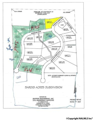 LOT 7 Mountain Creek Drive, Boaz, AL 35956 (MLS #1109945) :: Eric Cady Real Estate