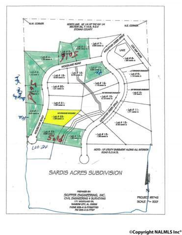 LOT 22 Woodland Road, Boaz, AL 35956 (MLS #1109954) :: Amanda Howard Sotheby's International Realty