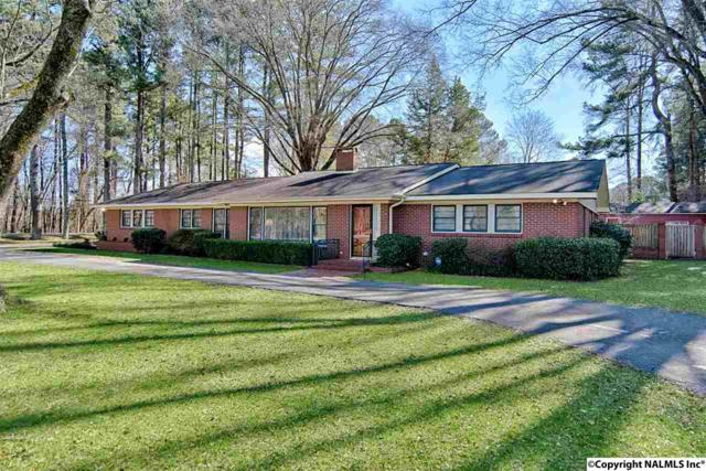 1511 Country Club Lane, Decatur, AL 35601 (MLS #1111654) :: Legend Realty