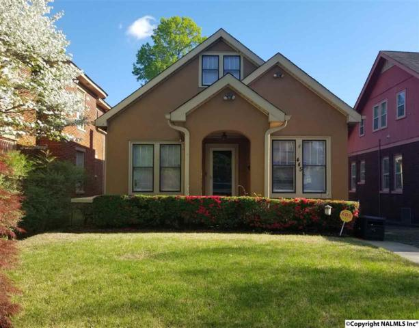 445 Sherman Street, Decatur, AL 35601 (MLS #1111804) :: Capstone Realty