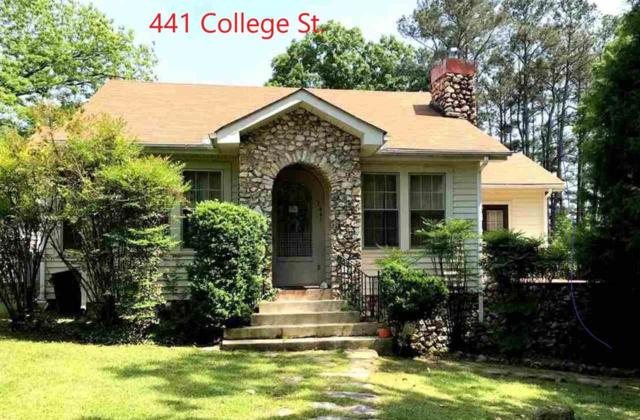 441 College Street, Centre, AL 35960 (MLS #1112044) :: Weiss Lake Realty & Appraisals