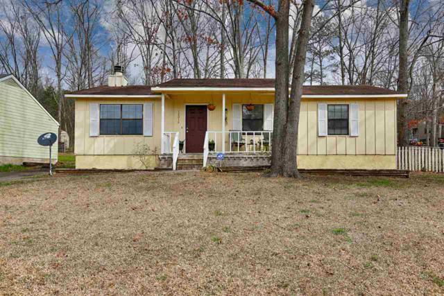 12016 Wyandotte Drive, Huntsville, AL 35803 (MLS #1112304) :: Capstone Realty