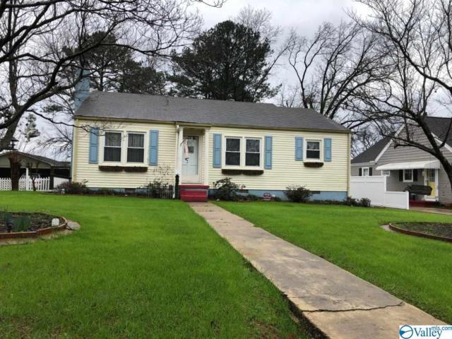 411 SW Rhett Avenue, Huntsville, AL 35801 (MLS #1113464) :: Amanda Howard Sotheby's International Realty