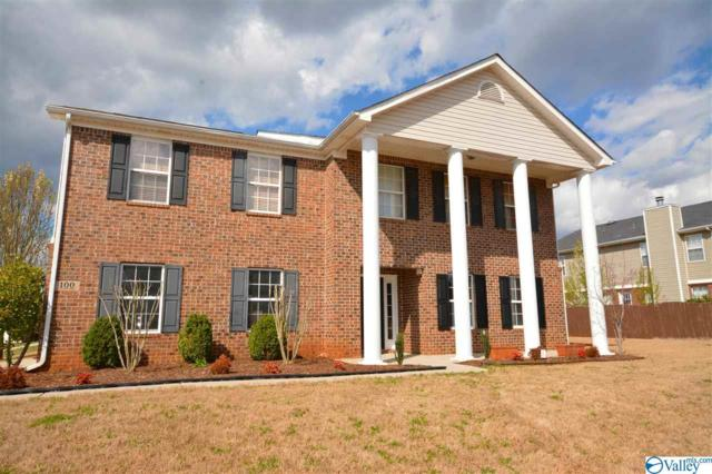100 Dartford Drive, Madison, AL 35756 (MLS #1114603) :: The Pugh Group RE/MAX Alliance
