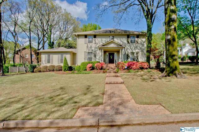 1909 Chippendale Drive, Huntsville, AL 35801 (MLS #1115522) :: Amanda Howard Sotheby's International Realty