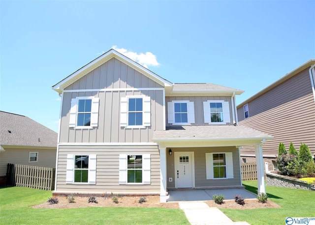 1106 Towne Creek Place, Huntsville, AL 35815 (MLS #1116338) :: The Pugh Group RE/MAX Alliance
