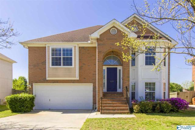 115 Eastfield Drive, Madison, AL 35758 (MLS #1116499) :: Capstone Realty