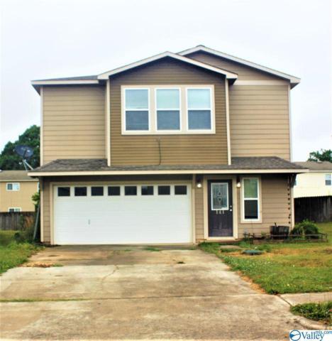 141 Wethersfield Drive, Harvest, AL 35749 (MLS #1116934) :: Eric Cady Real Estate