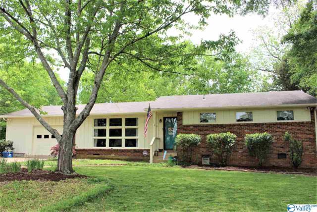 509 Sanders Road, Huntsville, AL 35802 (MLS #1117184) :: Capstone Realty