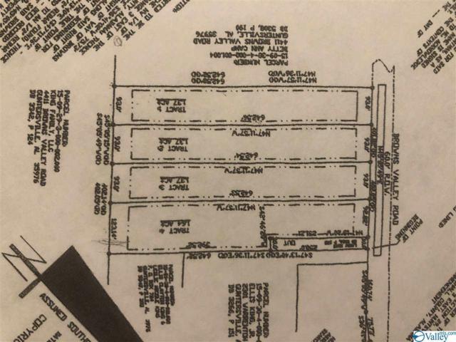 TRACK #3 Browns Valley Road, Guntersville, AL 35976 (MLS #1120114) :: Amanda Howard Sotheby's International Realty