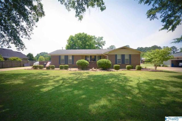 605 Cherokee Lane, Hartselle, AL 35640 (MLS #1120381) :: Amanda Howard Sotheby's International Realty
