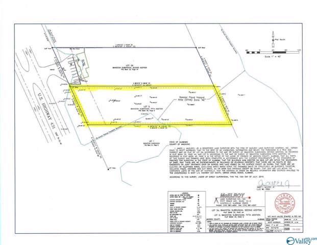 0 U S Hwy 431, Hampton Cove, AL 35763 (MLS #1123982) :: RE/MAX Distinctive | Lowrey Team