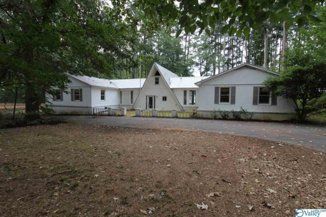162 Pinewood Circle, Guntersville, AL 35976 (MLS #1124502) :: Amanda Howard Sotheby's International Realty