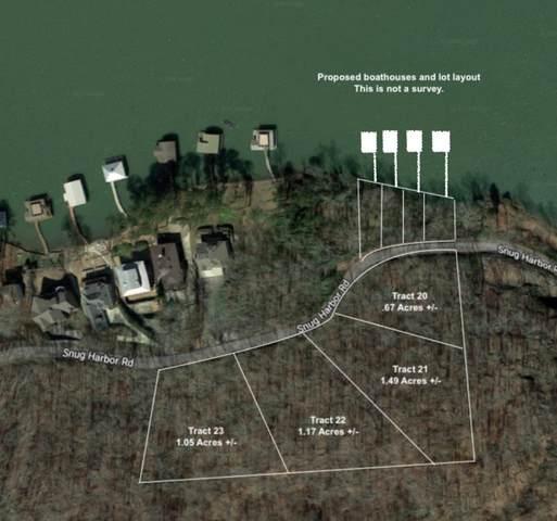 Tract 21 Snug Harbor Road, Grant, AL 35747 (MLS #1127338) :: Capstone Realty