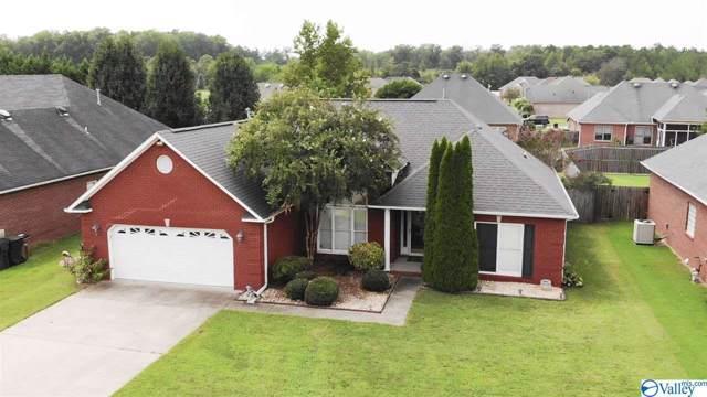 2905 Ashville Drive, Decatur, AL 35603 (MLS #1127894) :: Amanda Howard Sotheby's International Realty